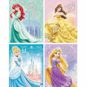 Disney Princess Wall Art, Set of 4