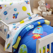 Olive Kids Out of this World Toddler Bedding Comforter
