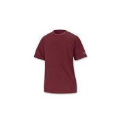 Champion Double Dry. Cotton-Blend Kids T Shirt # T435 S Maroon