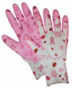 Magid Glove BC314TM Medium Breast Cancer Foundation Nitrile Utility Gloves