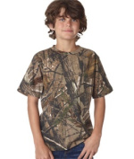 Code V L2280 Youth Realtree Camouflage Short-Sleeve Tee - AP Camouflage Large