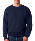FOL 82300 Adult Supercotton Sweatshirt - J Navy Small