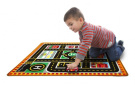 Melissa And Doug 9406 Round The City Rescue Rug