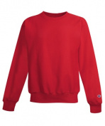 Champion S149 Adult Reverse Weave Crew - Scarlet Medium