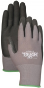 Lfs Glove C3702M Medium Tough Nitrile Gloves