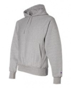 Champion S101 Adult Reverse Weave Pullover Hoodie Oxford Grey - Large
