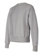 Champion S149 Adult Reverse Weave Crew Oxford Grey - Large