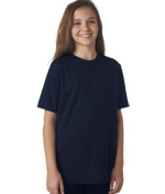 A4 NB3234 Youth Marathon Tee - Navy Small