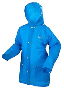 Coleman 2000014629 Youth Rain Jacket - Small & Medium Blue