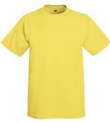 Hanes 5250 Adult Tagless Tee Yellow - 2X
