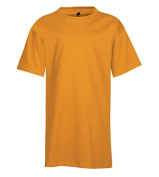 Hanes 5370 Youth Comfortblend Ecosmart Tee Gold - Large