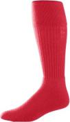 Augusta 6030A Intermediate Soccer Socks Red - All