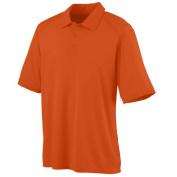 Augusta 5001A Adult Vision Sport Shirt Orange Extra Large