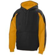 Augusta 5460A Adult Volt Hoody - Black & Gold Medium