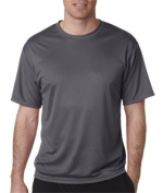 C2 Sport C5100 Adult Performance Tee - Graphite 3XL