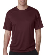 C2 Sport C5100 Adult Performance Tee - Maroon Medium
