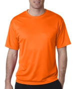C2 Sport C5100 Adult Performance Tee - Safety Orange Small