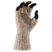 Fingerless Ragg Glove - Small