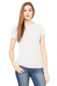 Bella-Canvas B6004 Womens The Favourite Tee Silver - 2X