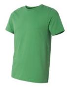 Bella-Canvas C3001U Unisex Jersey Short Sleeve Tee Light Blue - Extra Large