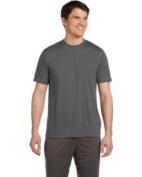 Alo M1009 Sport Unisex Performance Short Sleeve T-Shirt - Sport Graphite 2X