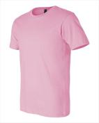 Bella-Canvas C3001 Unisex Jersey Short Sleeve T-Shirt - Pink 4X