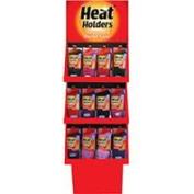 Grabber 007009 Heat Holder Thermal Socks Display