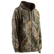 Berne Apparel GZ401XTAR600 Road Hunter Hooded Sweatshirt Realtree Xtra - 4 Extra Large