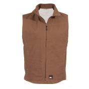 Berne Apparel WV14HKYR600 Ladies Bellavista Vest Hickory - 4 Extra Large