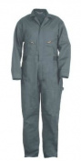 Berne Apparel C230PBR520 52 Regular Deluxe Unlined Coverall - Postman Blue