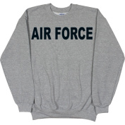 Fox Outdoor 64-671 S Air Force Sweatshirt Grey - Small