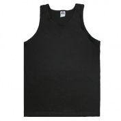Fox Outdoor 64-711 XL Mens Tank Top Black - Extra Large