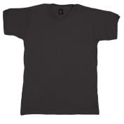 Fox Outdoor 64-11BL BLACK S Mens Short Sleeve T-Shirt - Black Small