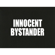 Fox Outdoor 64-6166 XXL Innocent Bystander Two-Sided Imprinted T-Shirt Black - 2X Large