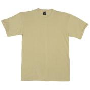 Fox Outdoor 64-157 XXL Mens Short Sleeve T-Shirt - Sand 2 Extra Large