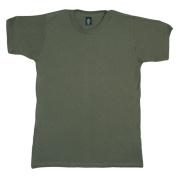 Fox Outdoor 64-10OD3 OD XXXL Mens Short Sleeve T-Shirt - Olive Drab 3 Extra Large