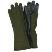 Fox Outdoor 79-20 10 GI Nomexflight Glove Olive Drab - Size 10