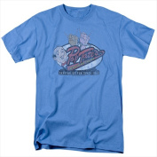 Archie Comics-Pop Tates - Short Sleeve Adult 18-1 Tee Carolina Blue - Large