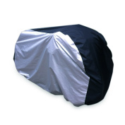 For 2 Bike Cycle Bicycle Rain Snow All Weather Cover Waterproof Storage