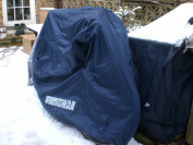 BIKE COVERS WATERPROOF MATERIAL AIR VENTED SECURE FIT ALL NEW STOCK