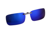 UK1stChoice-Zone Quality Unisex Polarised Driving Holiday Clip On Sunglasses FBA-Clip-On*0002