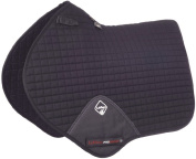 Le Mieux Prosport Close Contact Square D-Ring Saddle Pad