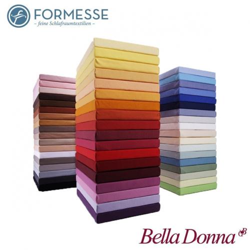 formesse bella donna fitted bed sheet jersey cotton blend. Black Bedroom Furniture Sets. Home Design Ideas