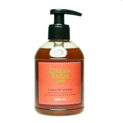 """Natural Liquid Soap with sandalwood and aniseed (300 ml) - """"Green Farm"""""""