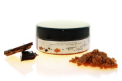 Body scrub with chocolate (200 ml) - revitalising! Slimming and anti-cellulite properties!