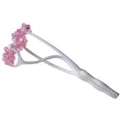 Flower Type Elastic Facial Massager Face-Lift Massager Roller Slimming Tool
