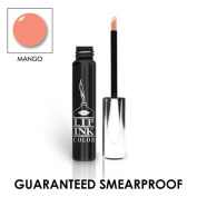LIP INK Organic Vegan 100% Smearproof Liquid Lip Stain, Mango