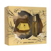 Paco Rabanne Lady Million Eau De Parfum 50 ml EDP + 15 ml EDP Set