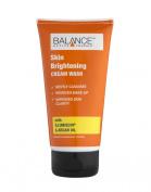 Balance Cosmetics Skin Brightening Cream Wash Active Formula 150 ml