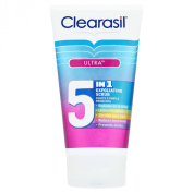 Clearasil 5-in-1 Ultra Exfoliating Scrub 150 ml